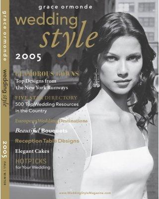 home wedding style magazine springsummer