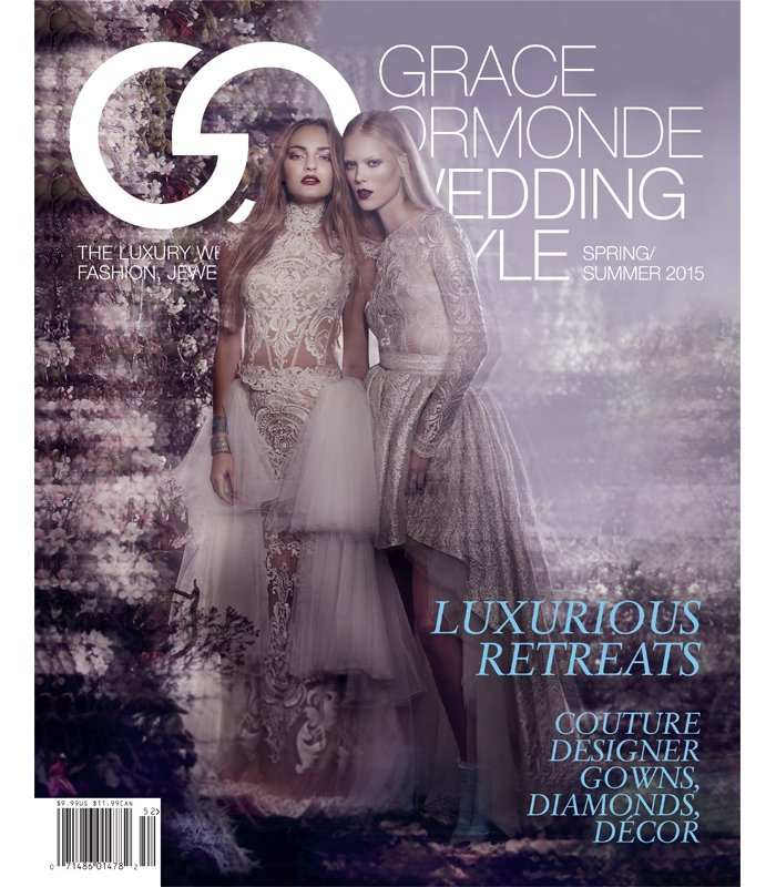 2015 Spring Summer Issue Of Grace Ormonde Wedding Style